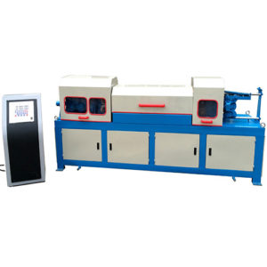 Ellsen wire straightening cutting machine