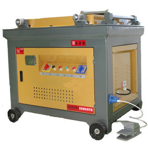 China electric rebar bending machine