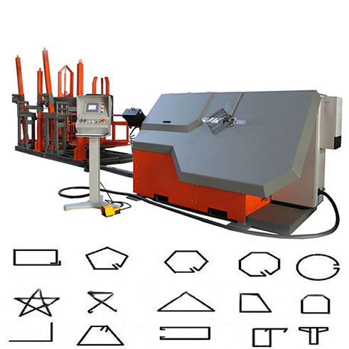 CNC wire bending machine by Ellsen manufacturer