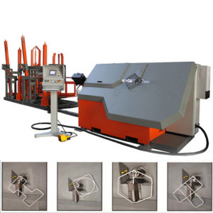Ellsen wire bending machine