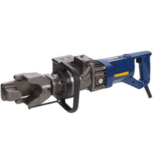 electric hydraulic portable rebar bender machine